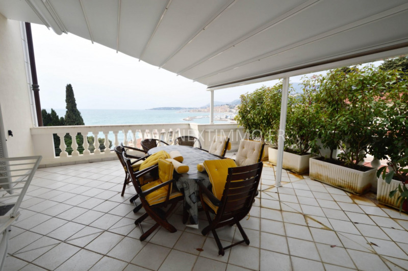 Deluxe sale apartment Menton 850 000€ - Picture 1