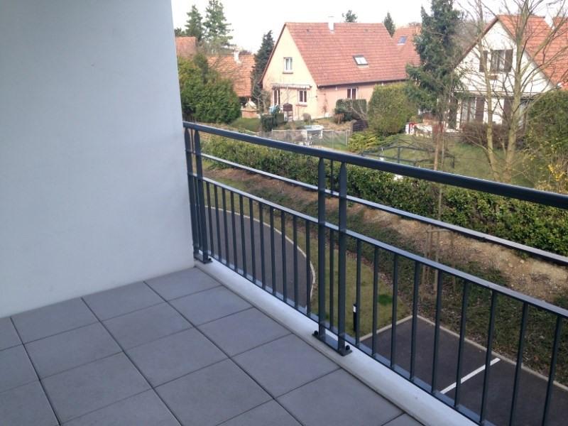 Rental apartment Eckbolsheim 590€ CC - Picture 7