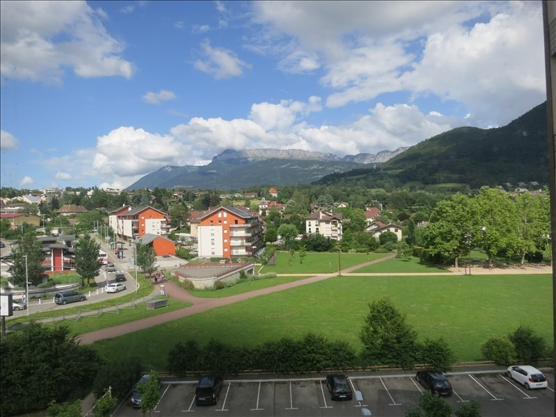 Vente appartement Annecy le vieux 288 000€ - Photo 1