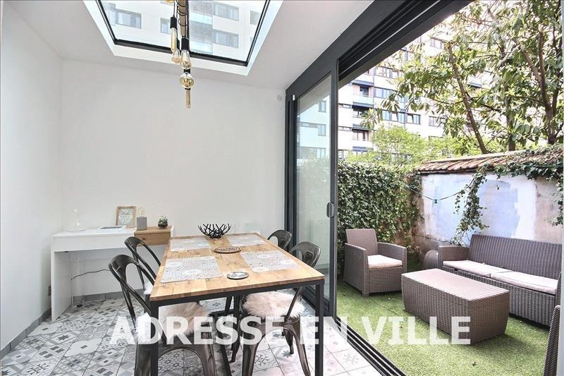 Sale apartment Levallois perret 499000€ - Picture 3