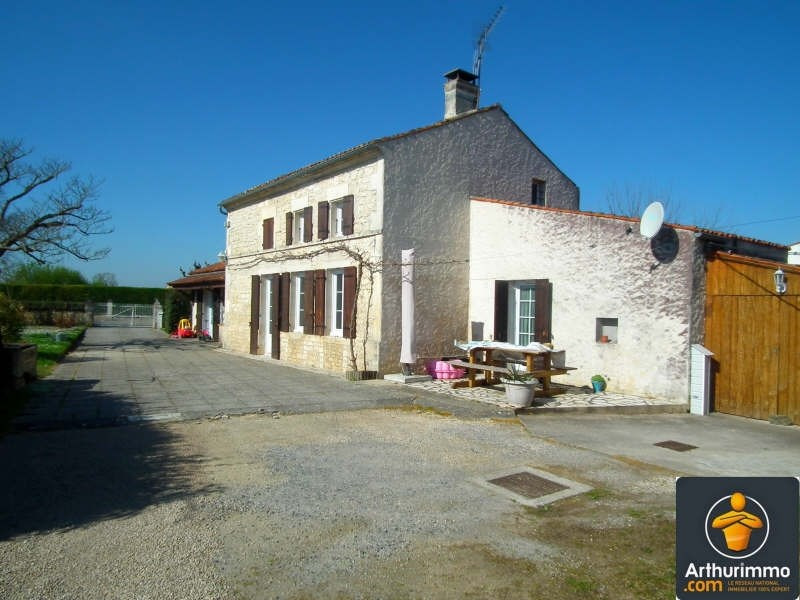 Sale house / villa Matha 159750€ - Picture 9