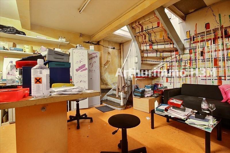 Commercial lease transfer empty room/storage Paris 11ème 170000€ - Picture 7
