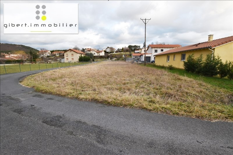 Vente terrain Coubon 30000€ - Photo 1