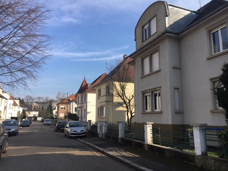 Vente appartement Strasbourg 244 000€ - Photo 1