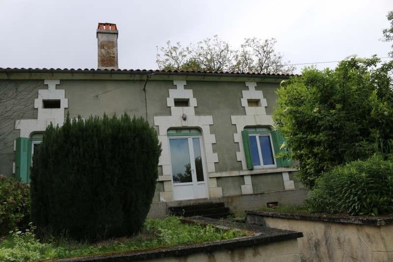 Sale house / villa La rochebeaucourt et argen 106900€ - Picture 3