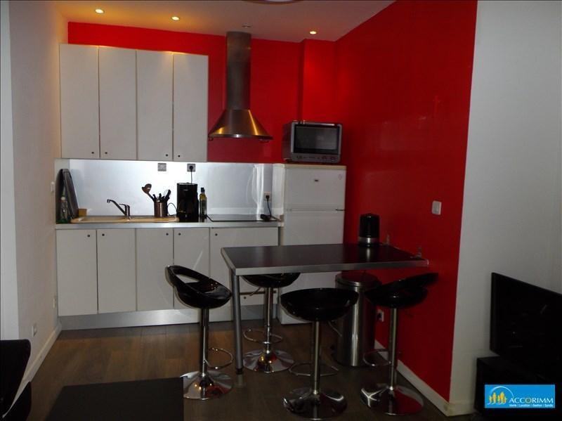 Sale apartment Villeurbanne 112000€ - Picture 1
