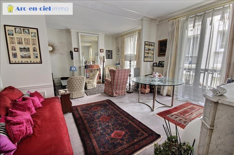 Verkauf wohnung Paris 4ème 799000€ - Fotografie 3