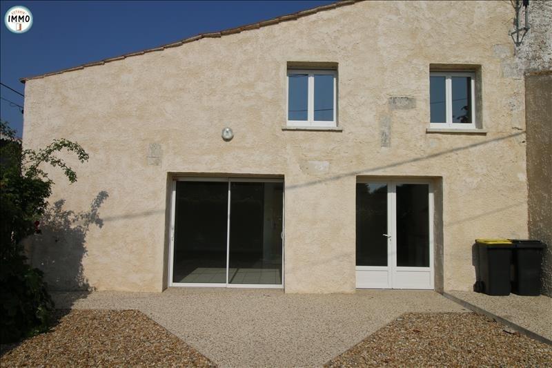 Location maison / villa Brie sous mortagne 650€ CC - Photo 8