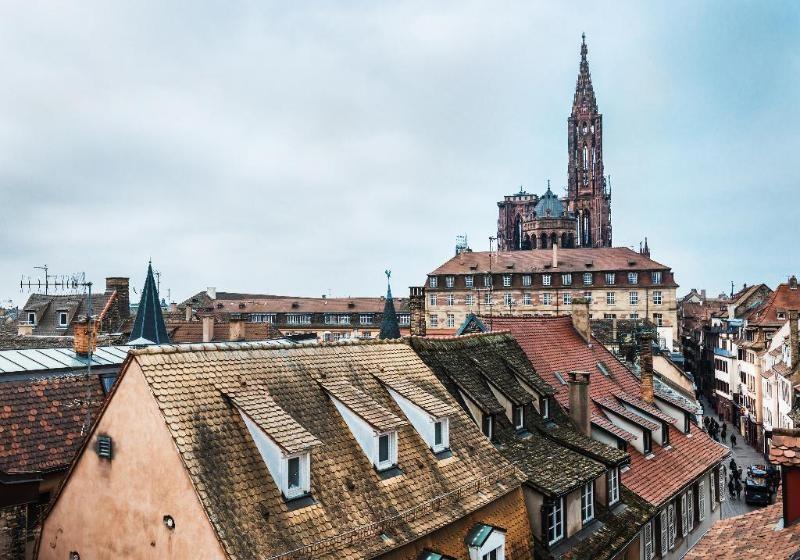 Verhuren vakantie  appartement Strasbourg 1560€ - Foto 11