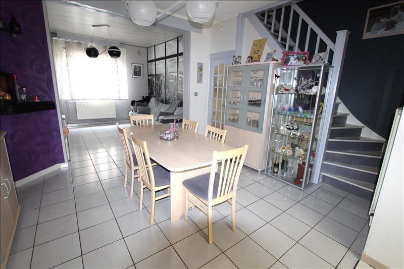 Sale house / villa Sin le noble 143500€ - Picture 4