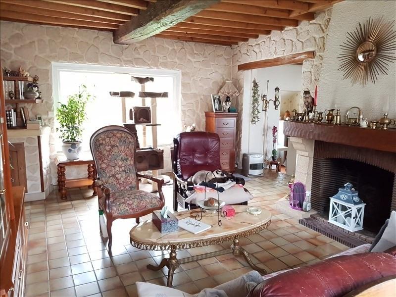 Sale house / villa Tracy le mont 163000€ - Picture 2