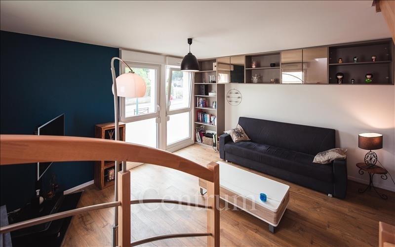 Verkoop  appartement Metz 190900€ - Foto 9