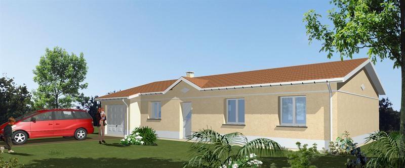 Maison  5 pièces + Terrain 621 m² Limoges (87000) par GCI CONSTRUCTION