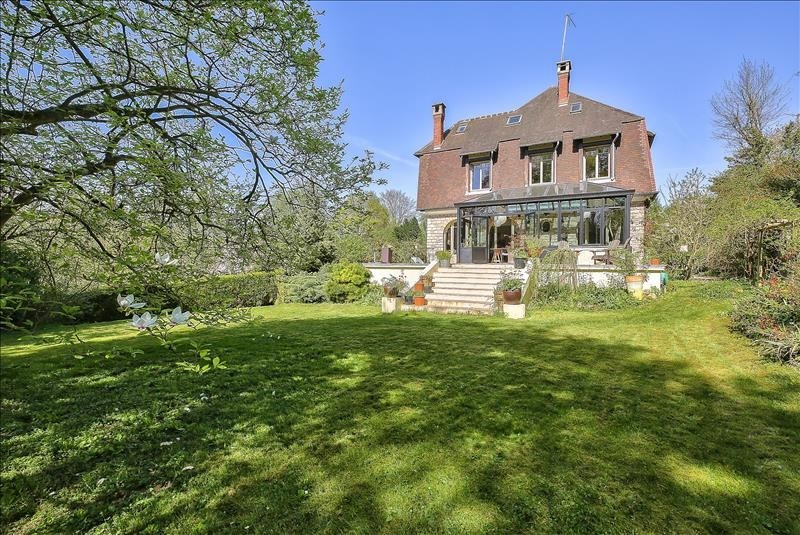 Deluxe sale house / villa Marly le roi 1 720 000€ - Picture 1