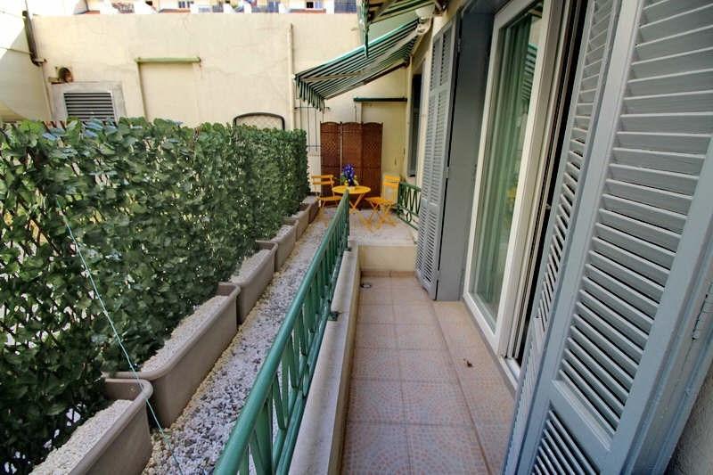 Vente appartement Nice 378000€ - Photo 2