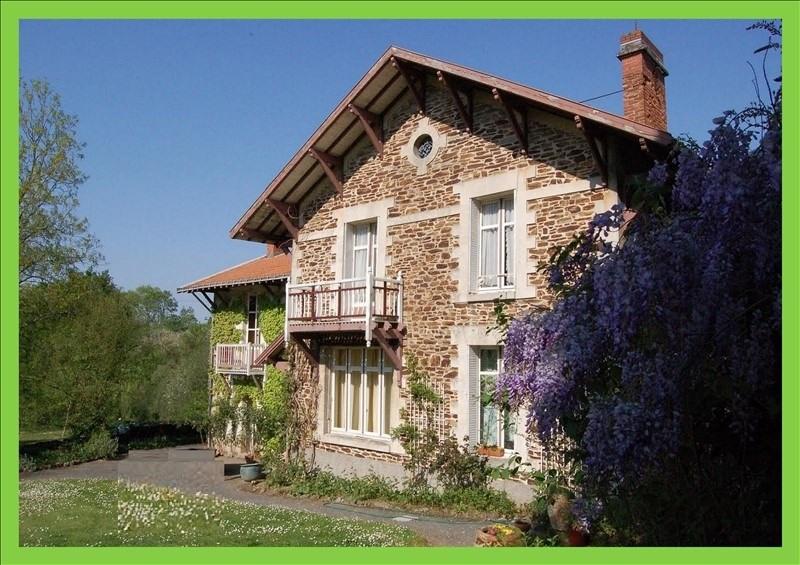 Vente de prestige maison / villa Haute goulaine 606900€ - Photo 1