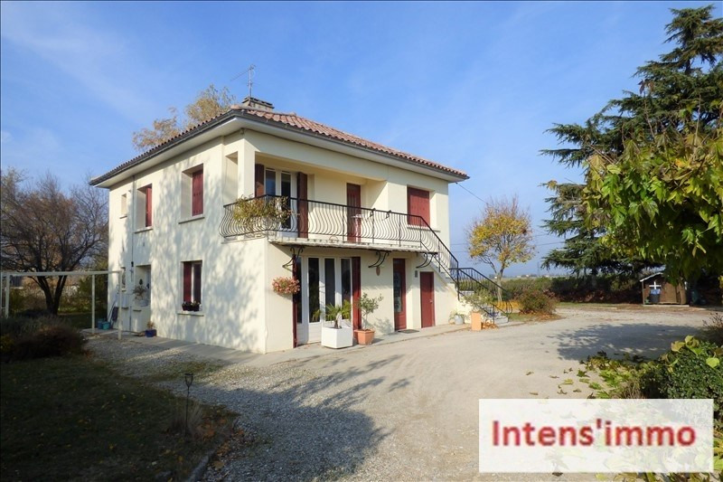 Investment property house / villa Bourg de peage 268 000€ - Picture 2