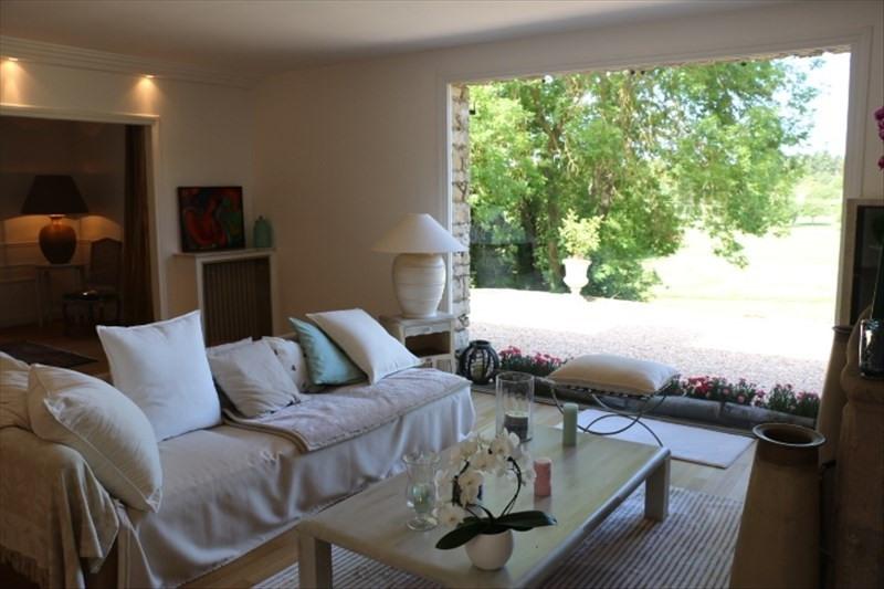 Vente de prestige maison / villa St nom la breteche 1494000€ - Photo 8