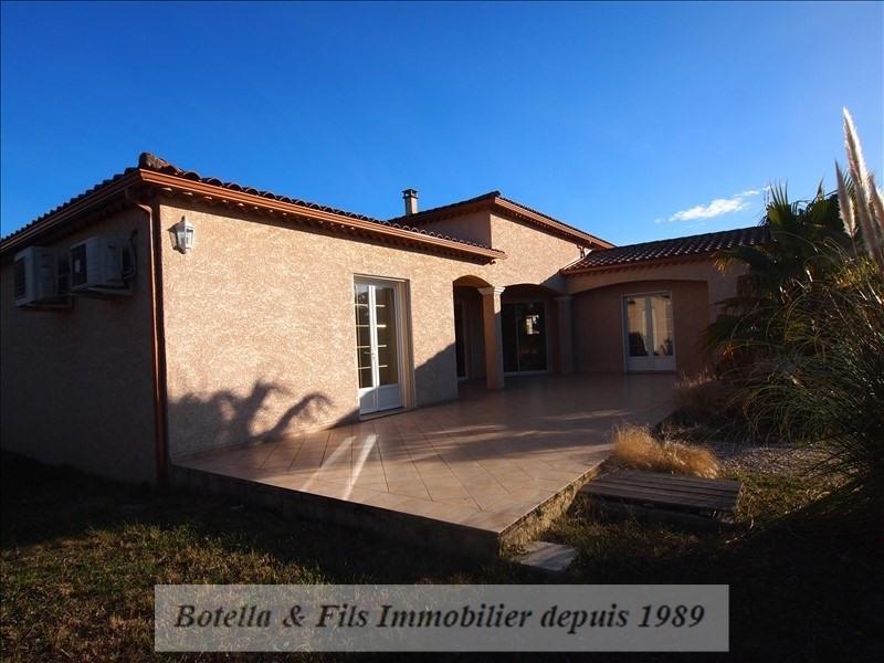 Sale house / villa Uzes 421000€ - Picture 2