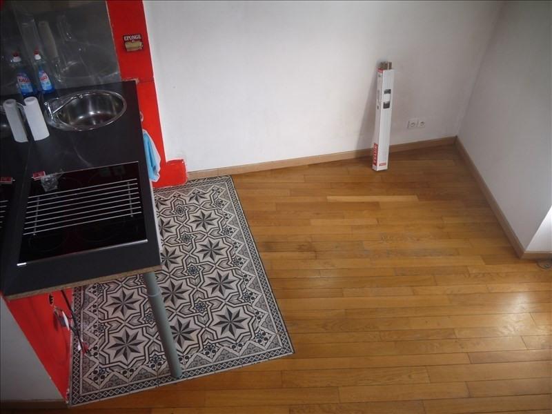 Rental apartment Conflans ste honorine 650€ CC - Picture 1