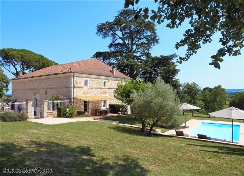 Deluxe sale house / villa Castelmoron sur lot 535000€ - Picture 2