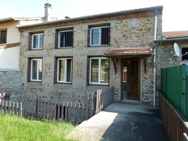 Vente maison / villa Saint-didier-en-velay 120000€ - Photo 2