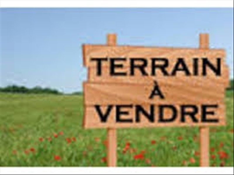 Vente terrain Montauban 58500€ - Photo 1