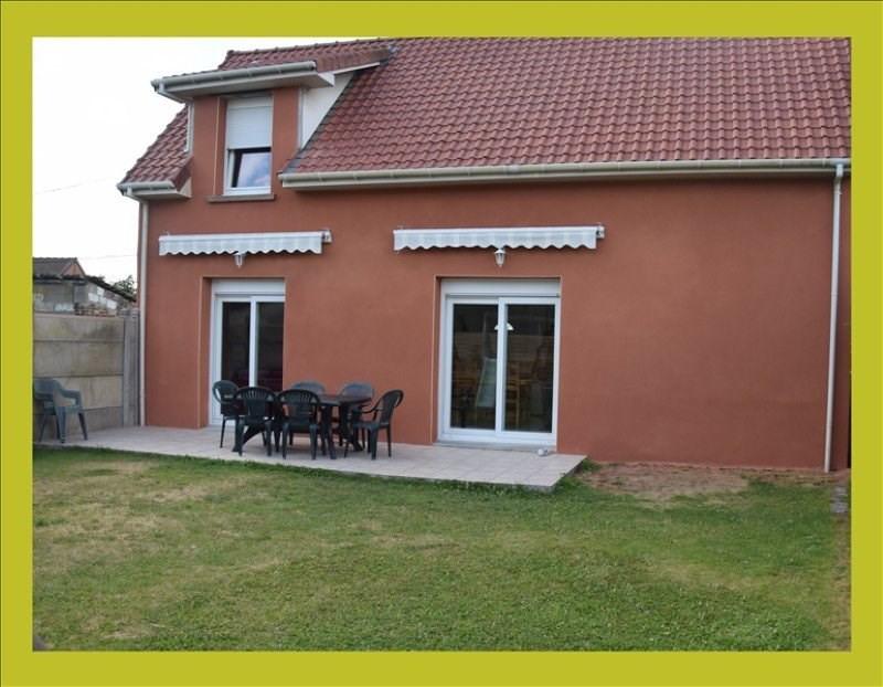 Vente maison / villa Vendin le vieil 156900€ - Photo 1