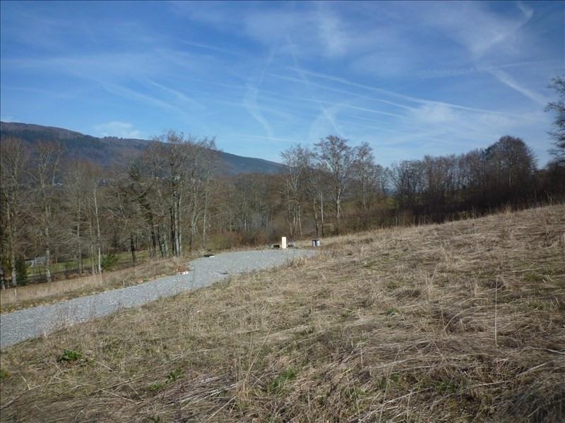Vente terrain Menthonnex en bornes 168000€ - Photo 2