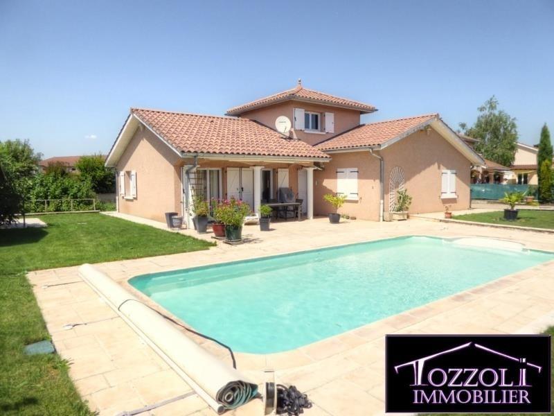 Vente maison / villa Villemoirieu 332000€ - Photo 1
