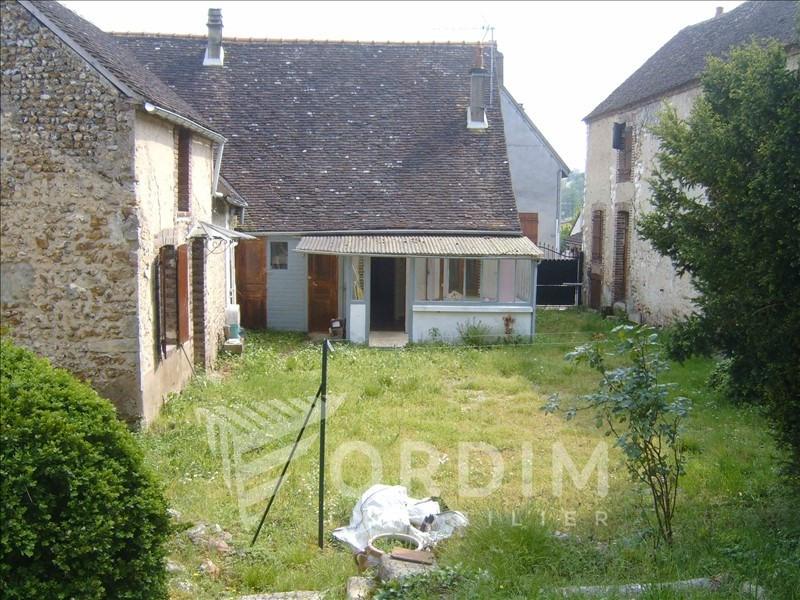 Vente maison / villa St julien du sault 94000€ - Photo 10