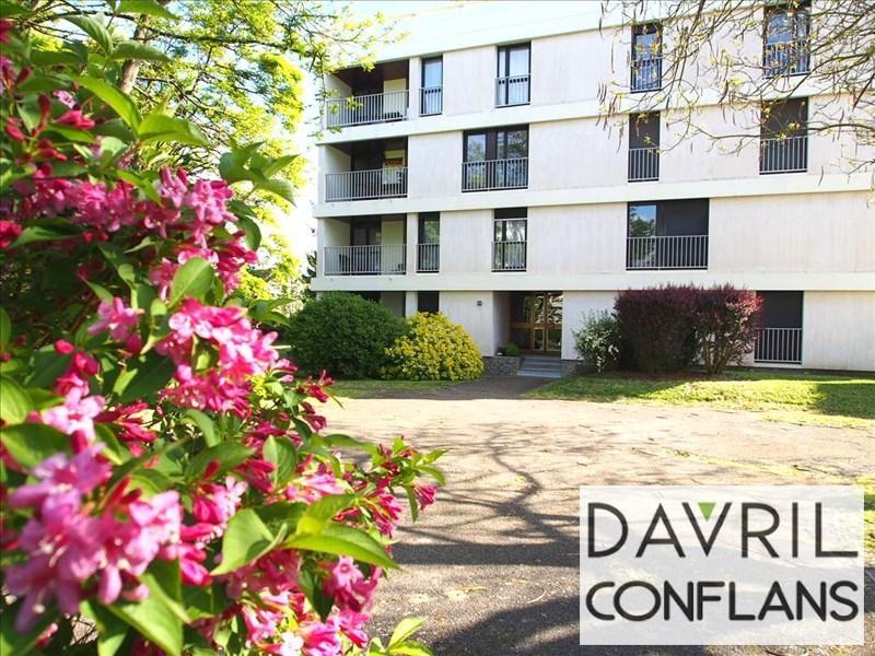 Sale apartment Conflans ste honorine 188000€ - Picture 1