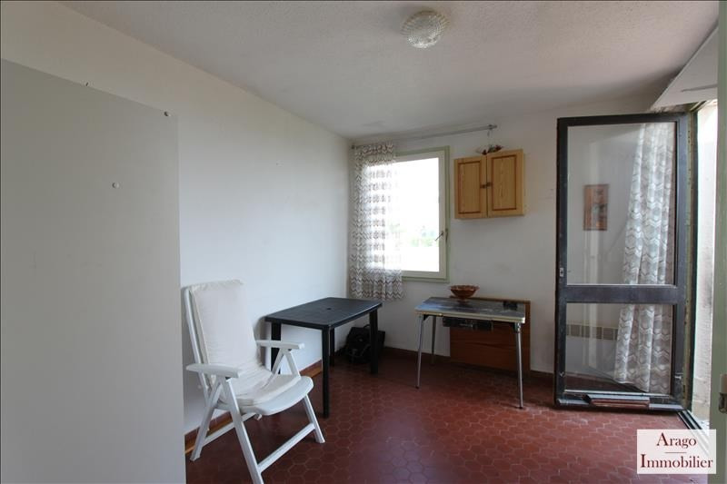 Vente appartement Le barcares 47 700€ - Photo 8