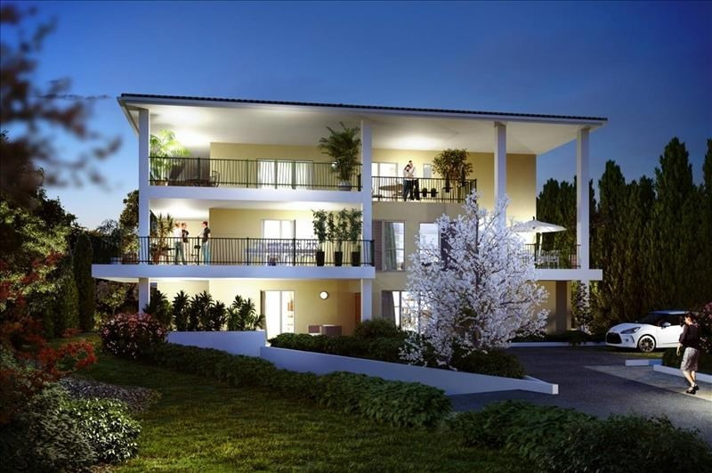 Deluxe sale apartment Aix en provence 270000€ - Picture 1