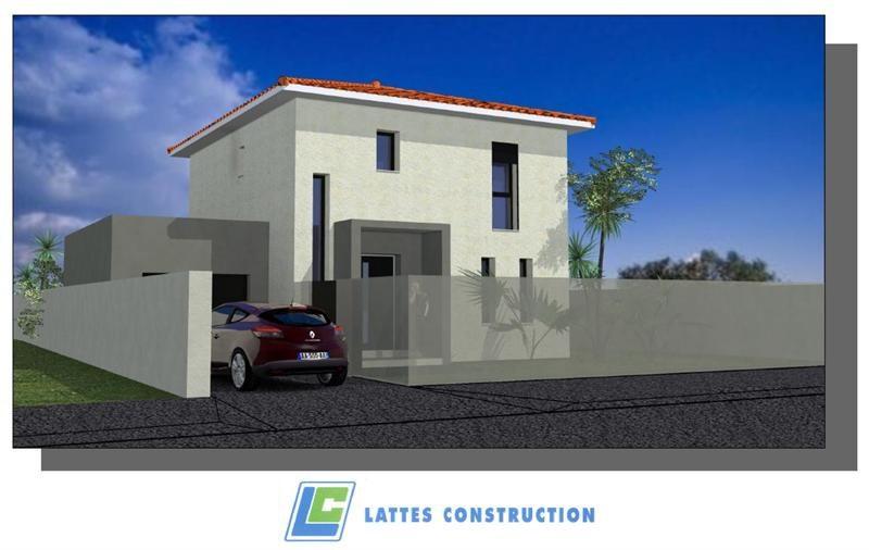 Maison  5 pièces + Terrain 225 m² Saint-Georges-d'Orques par LATTES CONSTRUCTION
