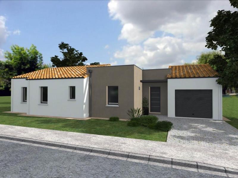 Maison  5 pièces + Terrain 539 m² La Rabatelière par ALLIANCE CONSTRUCTION LA ROCHE SUR YON