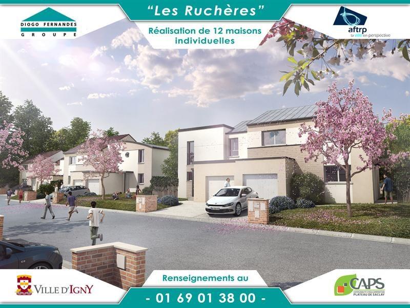 Maison  5 pièces + Terrain 300 m² Igny (91430) par LES MAISONS BELL  LES MAISONS ATLANTIS  LES ARCHITECTURIALES