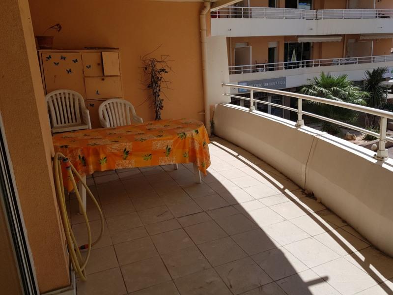 Vacation rental apartment Cavalaire sur mer 1100€ - Picture 9