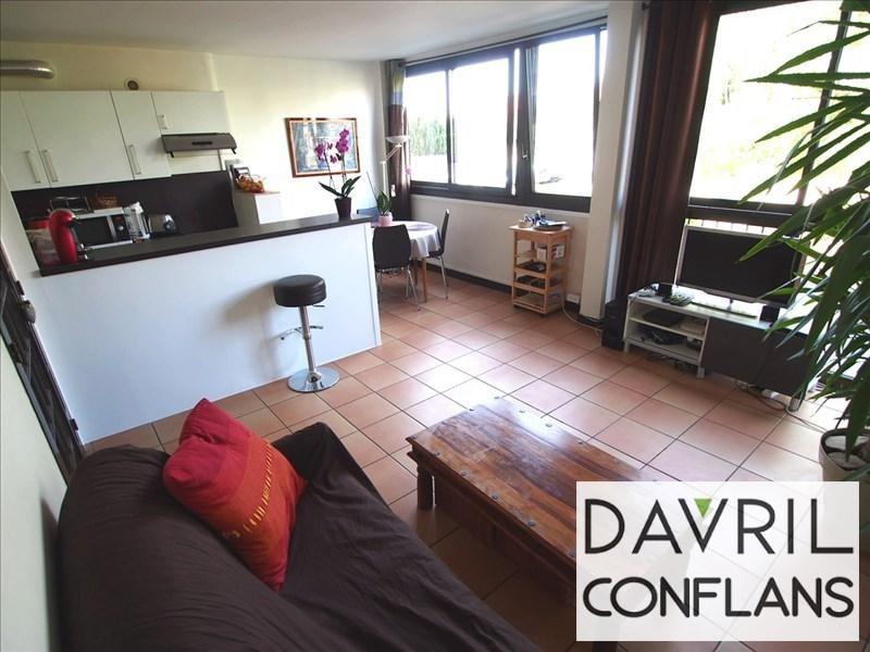 Sale apartment Conflans ste honorine 169000€ - Picture 1