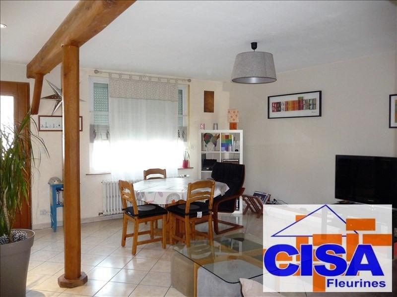 Sale house / villa Fleurines 299500€ - Picture 2