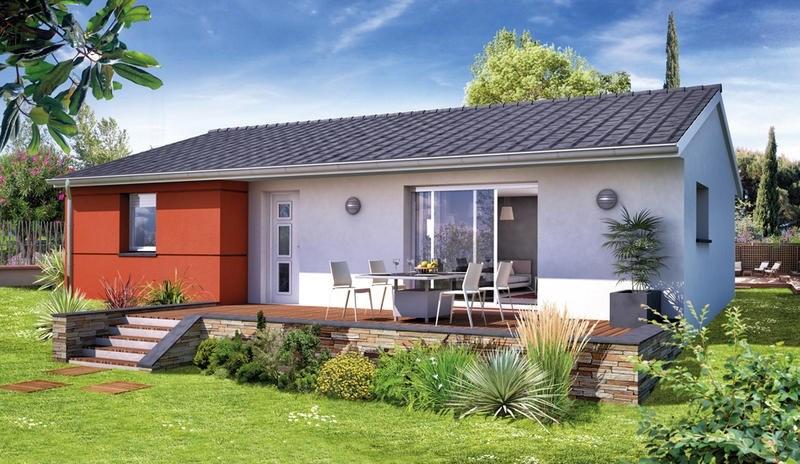 Maison  4 pièces + Terrain 736 m² Maringues par ELAN AUVERGNE