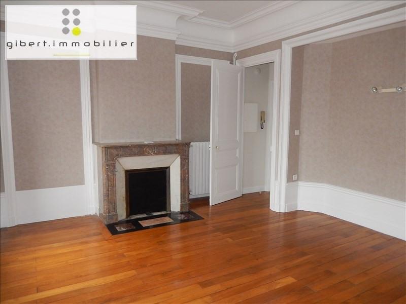 Rental apartment Le puy en velay 362,79€ CC - Picture 2