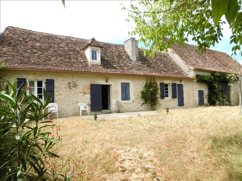 Vente maison / villa Mussidan 220000€ - Photo 1