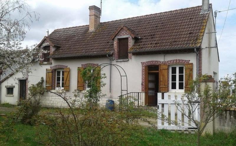 Vente maison / villa Pruniers en sologne 55000€ - Photo 2