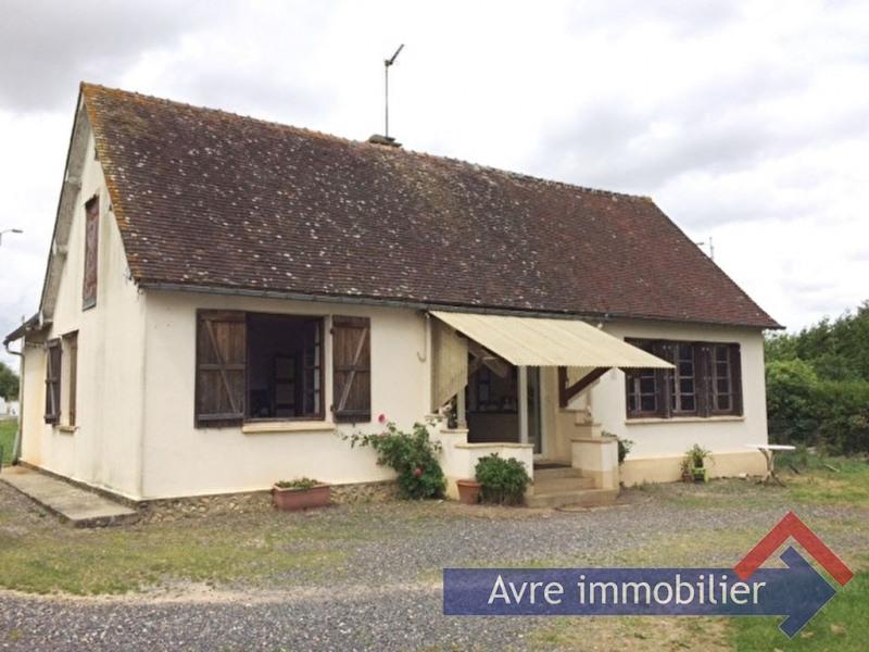 Vente maison / villa Verneuil d'avre et d'iton 127000€ - Photo 10