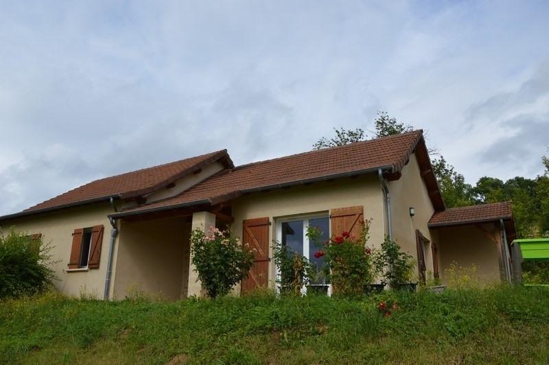 Vente maison / villa Figeac 175725€ - Photo 1