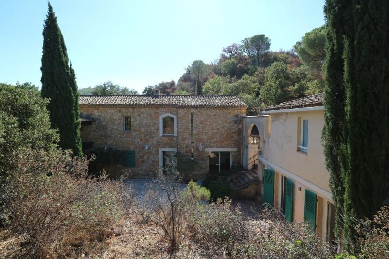 Verkauf von luxusobjekt haus Roquebrune sur argens 1248000€ - Fotografie 1