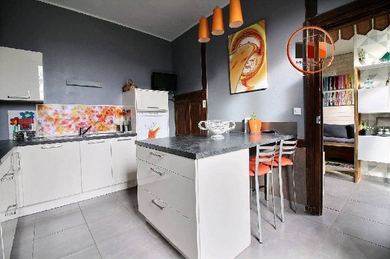 Sale house / villa Vienne-estressin 250000€ - Picture 4