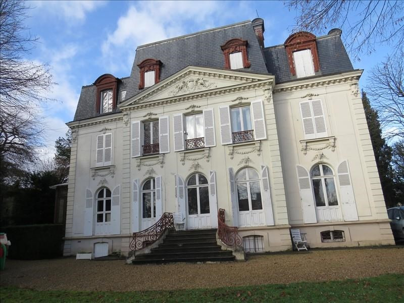 Sale apartment Maisons-laffitte 525 000€ - Picture 1
