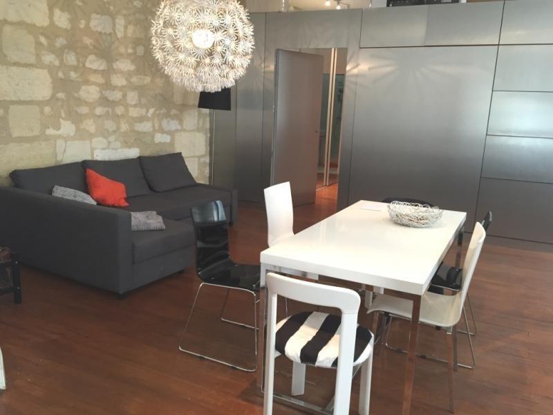 Vente de prestige appartement Bordeaux 577000€ - Photo 1
